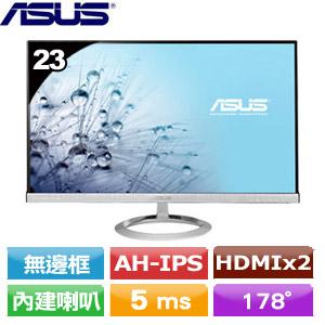 ASUS 華碩  MX239H 23型 AH-IPS LED背光顯示器