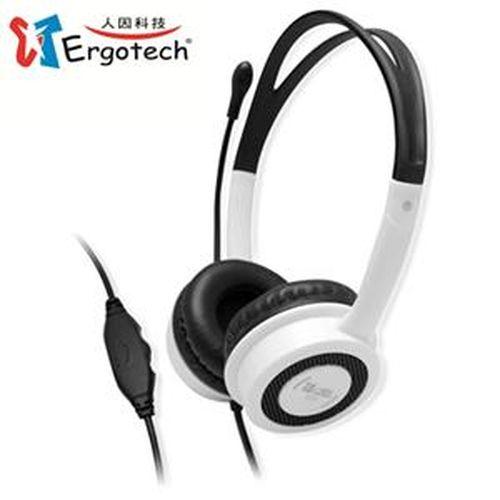 Ergotech 人因 E255W 輕便型 頭戴式耳麥