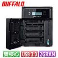 BUFFALO 巴比祿 TS5400D 4Bay NAS