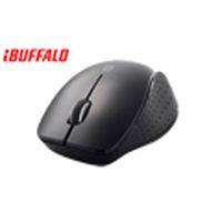 BUFFALO 巴比祿 B14 藍芽3.0+NFC 無線藍光LED滑鼠 黑色