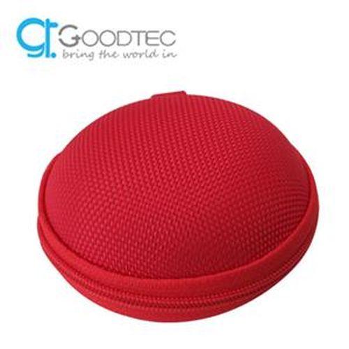 GOODTEC 貝殼造型多功能收納包 紅