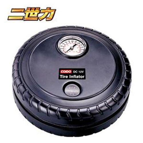 二世力 輪胎造型250磅打氣機