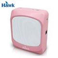 HAWK 逸盛 F128 超廣域隨身擴音器 粉紅