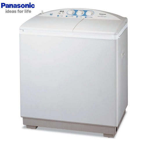 panasonic 國際 NW-90RCS (N香檳金)  雙槽洗衣機(9KG)