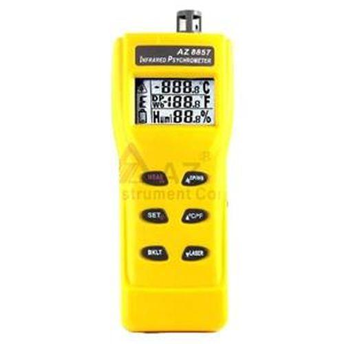 AZ 8857 高精度紅外線溫濕度計