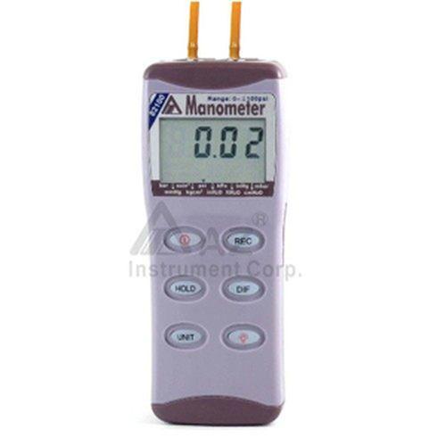 AZ 82100 數位式壓差計(+/-100psi)