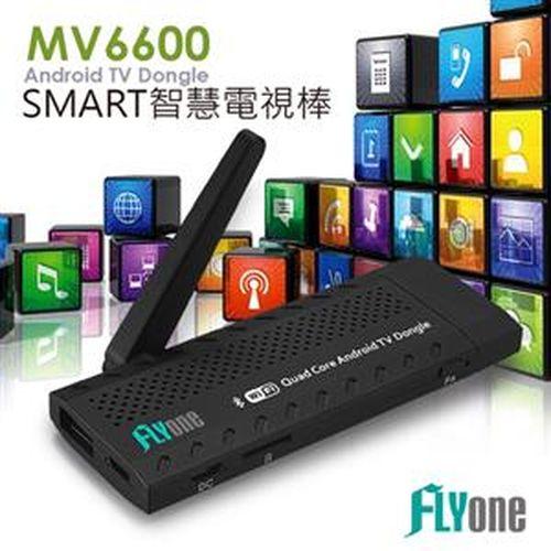 FLYone 四核Android電視棒+Mira  MV6600