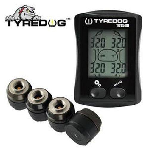 TYREDOG TD-1500 無線胎壓監測器-胎外