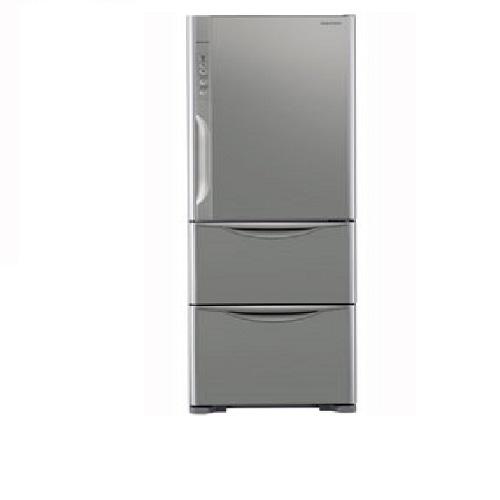 HITACHI日立三門冰箱(385L)RH41WS(ST不鏽鋼)