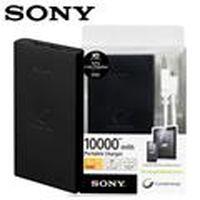 SONY 10000mAh 行動電源 CP-F10M 黑