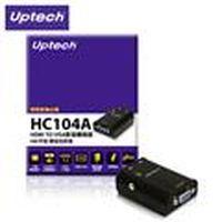 Uptech 登昌恆 HC104A HDMI TO VGA 影音轉換器