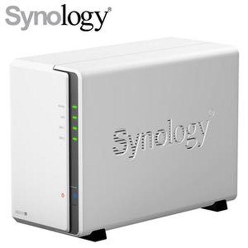 Synology 群暉 DS215j 2Bay 網路儲存伺服器