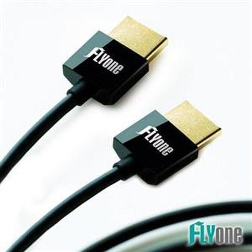 FLYone 超細 HDMI 1.4版連接線1.2米