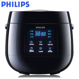 PHILIPS 飛利浦 小巧時尚精緻 微電鍋 HD3060