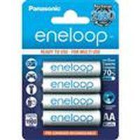 Panasonic eneloop 3號2000mAh低自放鎳氫充電電池 4入裝