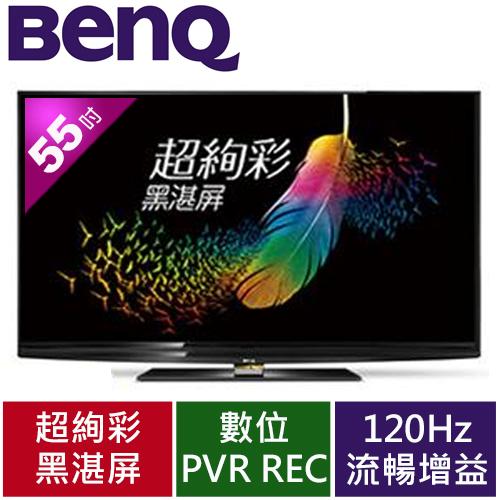 BenQ 明基 55吋 FHD超絢彩黑湛屏大型液晶顯示器 55RW6600