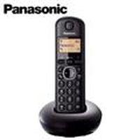 Panasonic 國際牌 炫彩數位無線電話 KX-TGB210TW 黑