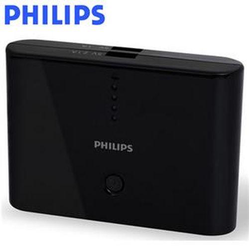 PHILIPS 飛利浦 DLP10402B行動電源10400mAh 3.1A 黑