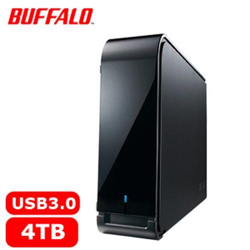 BUFFALO 3.5吋 4TB 外接硬碟 HD-LXU3L 54R