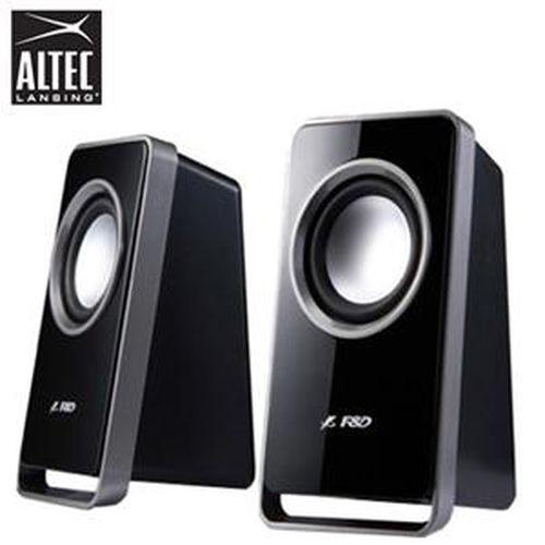 ALTEC 力孚 F&D V520 二件式多媒體喇叭(2.0聲道/USB供電)