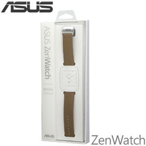ASUS華碩 ZenWatch 錶帶 淺咖啡