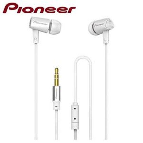 Pioneer 先鋒牌 耳道式耳機 SE-CL31-W 白