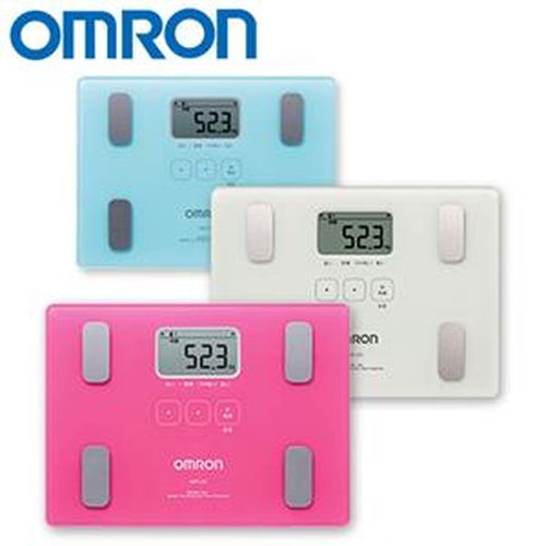 OMRON 歐姆龍 體重體脂計 HBF212 白