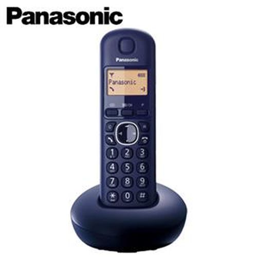 Panasonic 國際牌 炫彩數位無線電話 KX-TGB210TW 藍