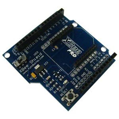 KTduino感測模組XBEE擴展板V03