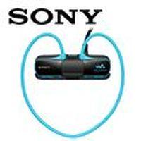 SONY新力 NWZ-W273S/L 無線防水隨身聽 4GB  水湛藍