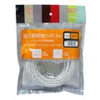 PowerSync群加 CAT5E 網路線 10米 PE袋