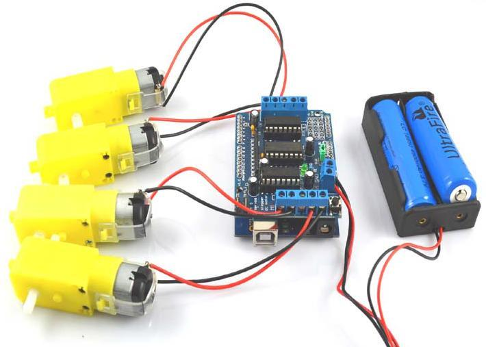 单晶片(arduino)