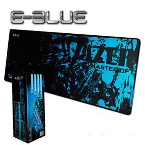 E-BLUE 宜博 極光狂蛇電競滑鼠墊(XL) 藍色