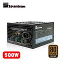 Seventeam七盟 82+ 500W電源供應器 青銅聖鬥士ST-500PAT