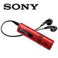 SONY新力 NWZ-B183F/R MP3 4G 鸚鵡紅