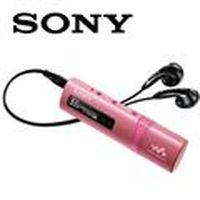 SONY新力 NWZ-B183F/P MP3 4G 豬豬粉