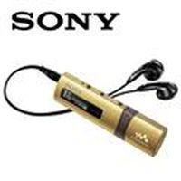SONY新力 NWZ-B183F/N MP3 4G 鯉魚金