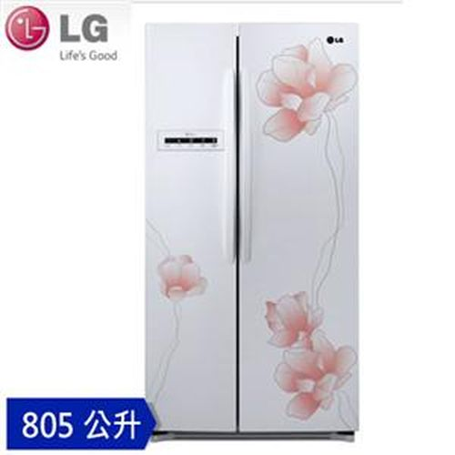 LG 花之賞系列 805公升對開冰箱(GR-BL78M)