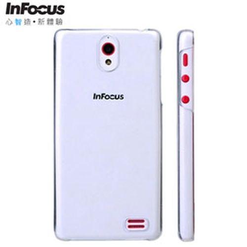 InFocus富可視 M210 原廠保護殼 透明