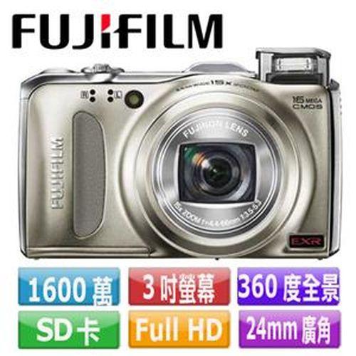 FUJIFILM F550EXR 15倍變焦GPS數位相機﹝公司貨﹞