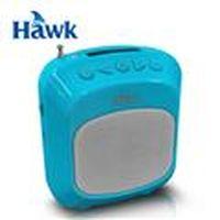 Hawk逸盛  F168 隨身多媒體擴音機-藍
