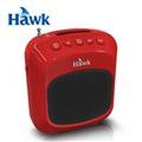 Hawk逸盛 F168 隨身多媒體擴音機-紅