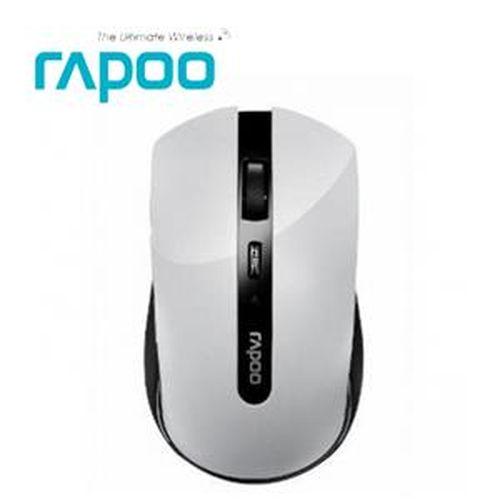 Rapoo 雷柏 7200P 5G 無線光學滑鼠 白