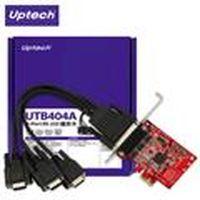 Uptech 登昌恆 UTB404A 4-Port RS-232 擴充卡