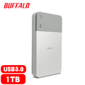 BUFFALO 巴比祿 2.5吋 1TB 無線行動硬碟 HDW-PD