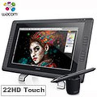 WACOM Cintiq 22HD Touch繪圖螢幕