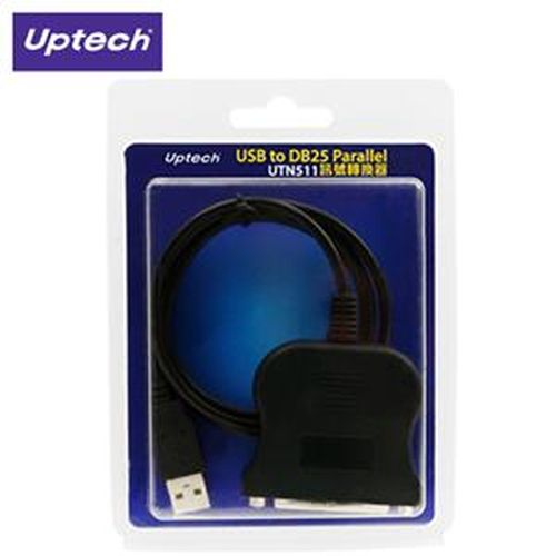 Eclife-Uptech UTN511 USB to DB25 Parallel