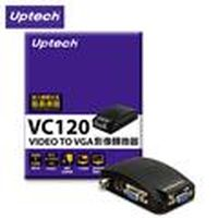 Uptech 登昌恆 VC120 VIDEO TO VGA影像轉換器