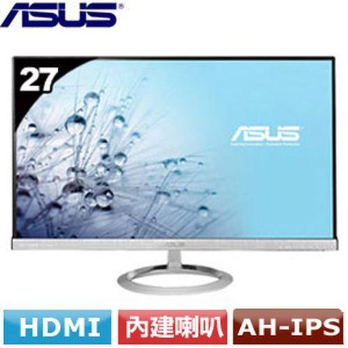 R3【福利品】ASUS 華碩 MX279H 27型 AH-IPS 背光顯示器