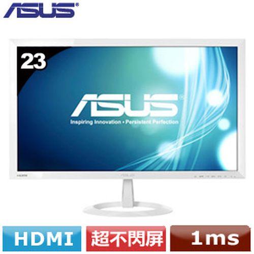R2~ 品~ASUS 華碩 23型LED寬螢幕 VX238H~W